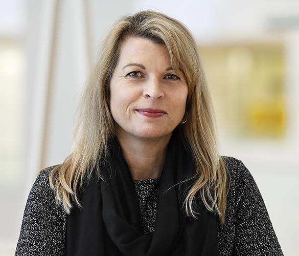 Annika Viklund, vd på Vattenfall Eldistribution