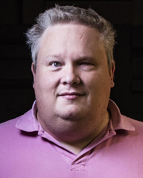 Joachim Kåhlman, Synskadades Riksförbund
