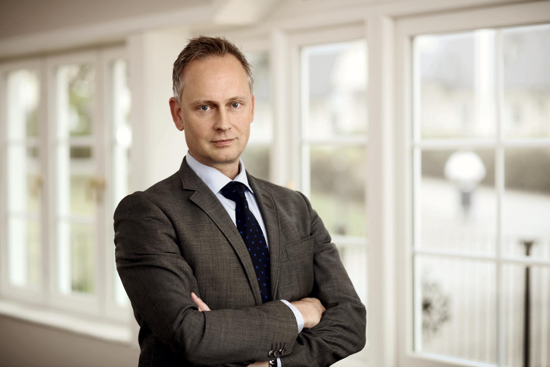 Johan Davidson, Svensk Handel