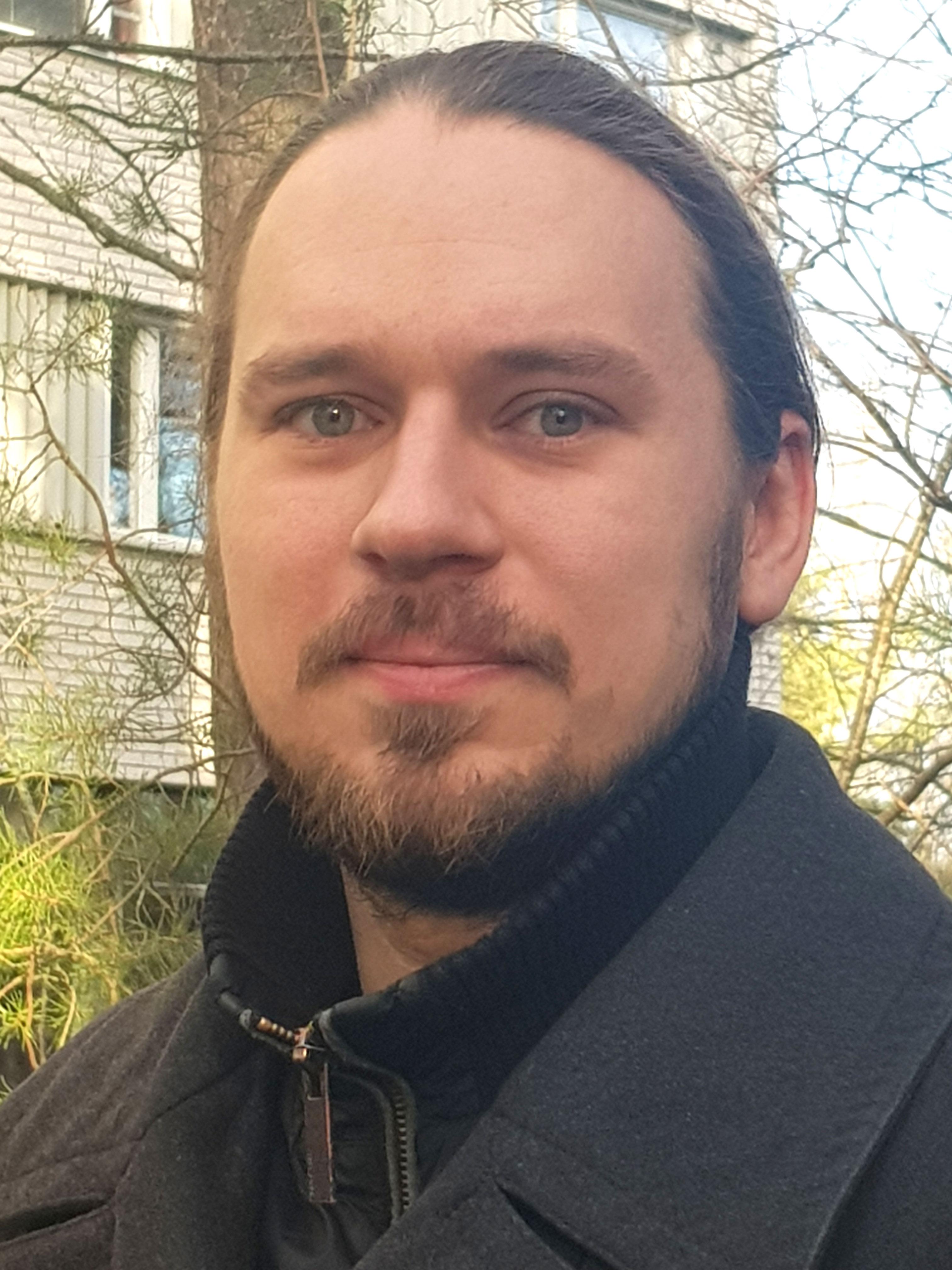 Johan Bergström Holm