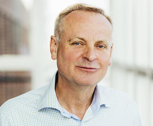 Johan Aspegren, presschef på E.ON Sverige