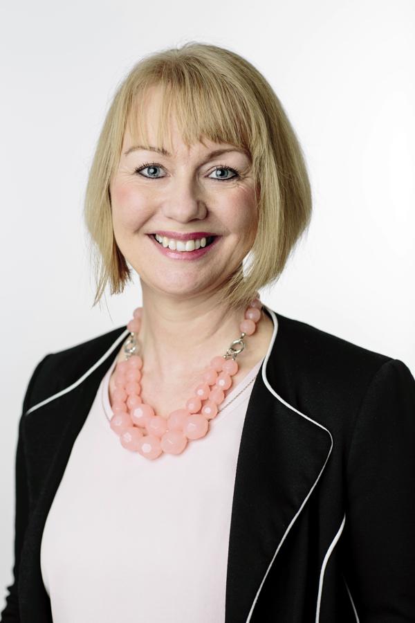 Marie Nilsson, IBM Sverige