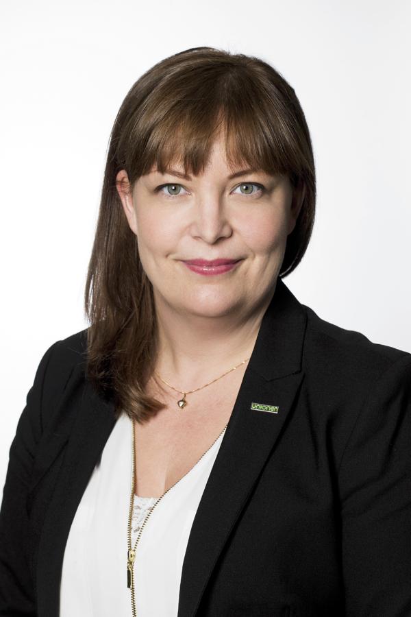Marina Åman, Unionen