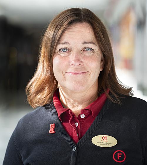 Jenni Sandström