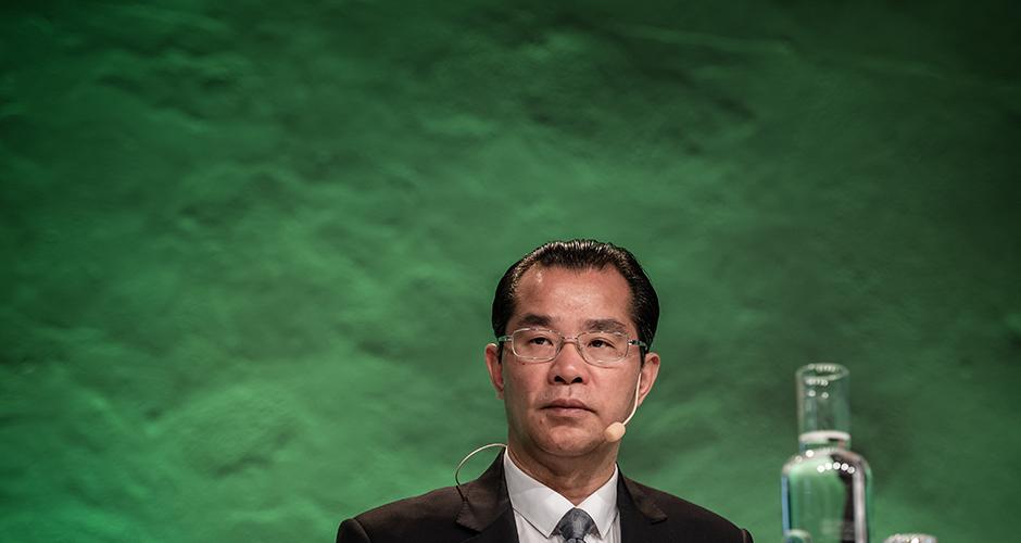 kinas ambassadör