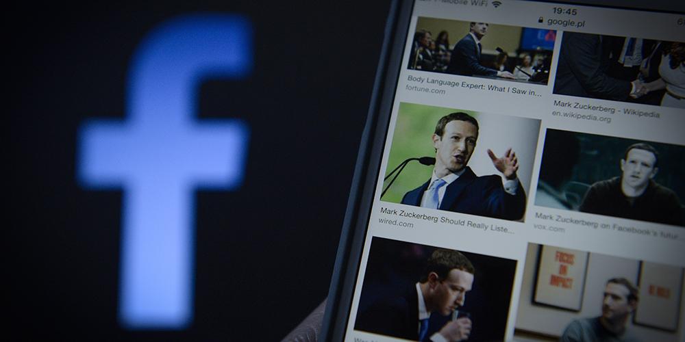 Facebook och Google
