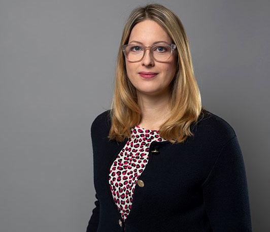 Helene Öberg, kulturdepartementet.