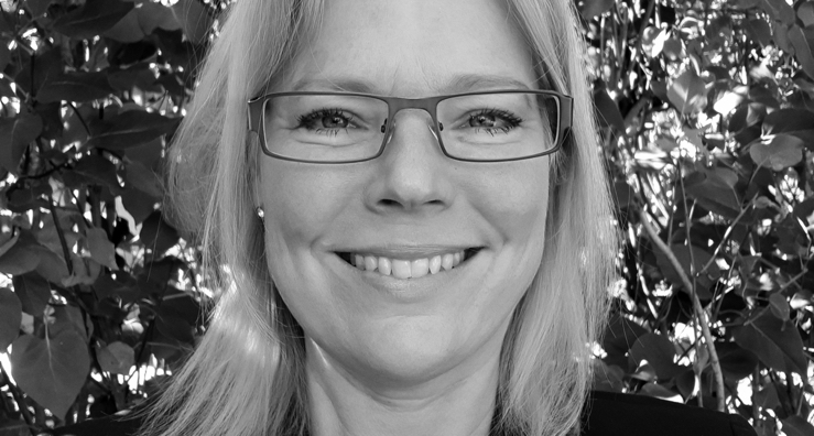 """Lena Beming, global utvecklingsdirektör på Ericsson, menar att idén om """"gå på kurs"""" har blivit obsolet. Lärande idag måste vara inbyggt i arbetslivet och komma från både informella och informella sammanhang."""
