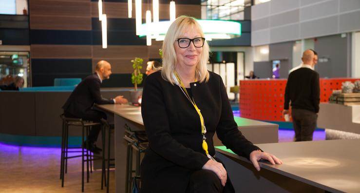 Agneta Ahlström