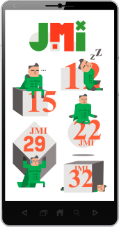 JMI i mobilen