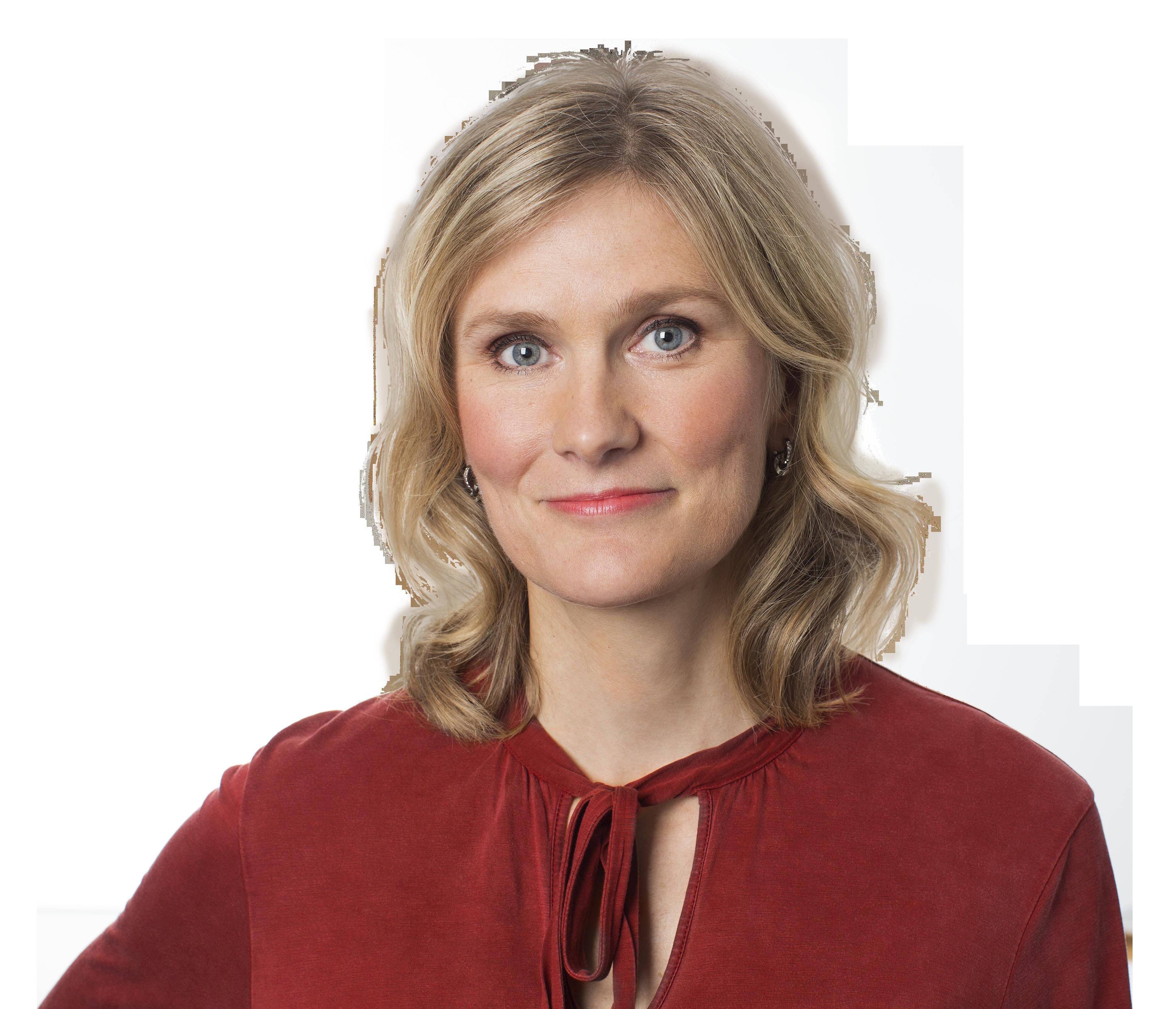 Katarina Lundah, chefsekonom Unionen