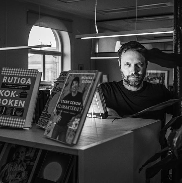 John Hagström på Norstedts/Storytel