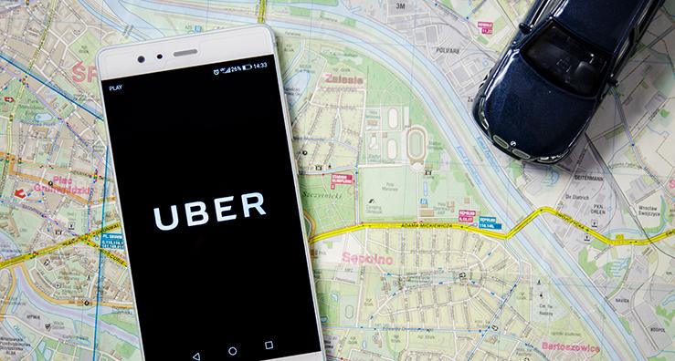 Uber har testat juridiken kring föralösa fordon