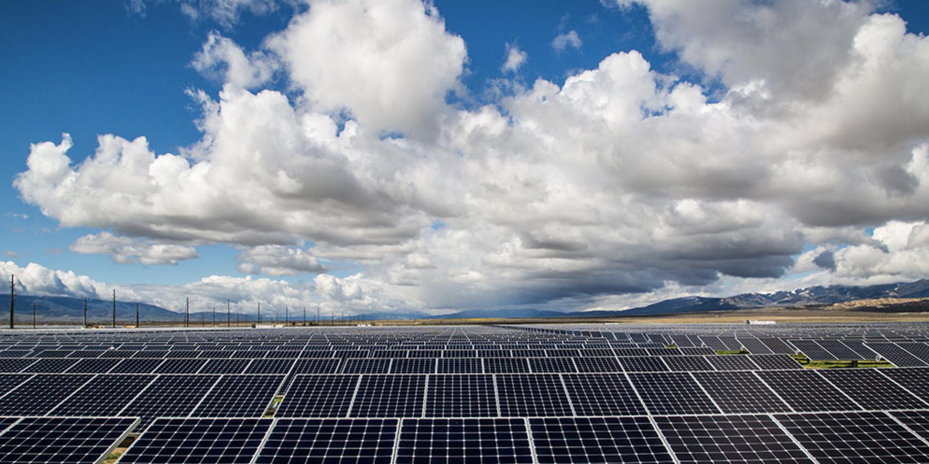 Solar Star I Kalifornien