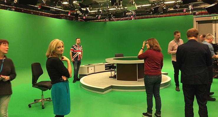 Unionen-klubben på BBC