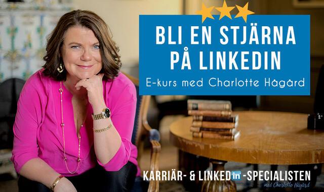 E-kurs: Bli en stjärna på LinkedIn