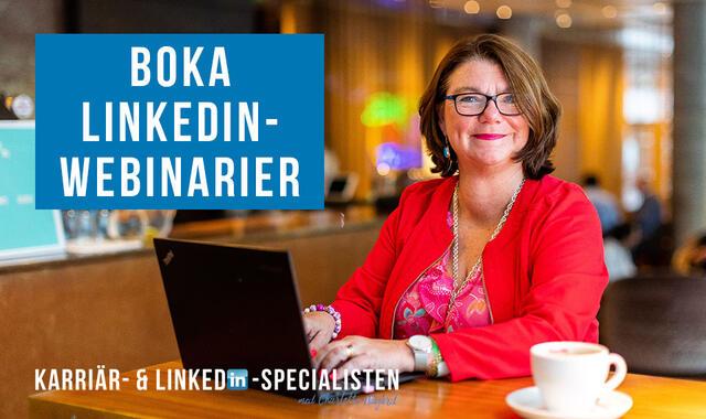 LinkedIn-webbinarier