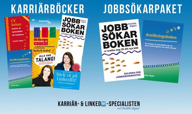 Rabatt på karriärböcker